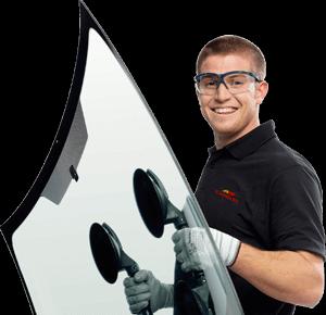 Замена лобового стекла Nissan X trail