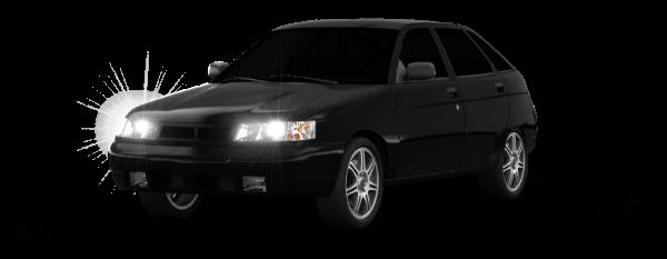 Замена стекла Lada 2112